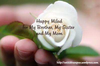 Happy Milad
